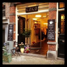 KOKO Coffee & Design shop