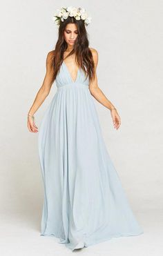 a3c95294804ba 53 Best Bridesmaid Dresses images | Mumu wedding, Maxi dresses, Maxi ...