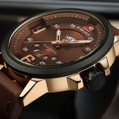 4th of July Deals at SaveMajor.com - Save Major $ http://savemajor.com/products/naviforce-new-luxury-brand-men-army-military-wrist-watches-mens-quartz-date-clock-male-leather-sports-watch-relogio-masculino?utm_campaign=social_autopilot&utm_source=pin&utm_medium=pin NAVIFORCE New Lux...