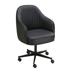 Regal Seating 455-030C5 - Oversized Commercial Swivel Casino Club Chair with Castors | Sale Price: $224.20