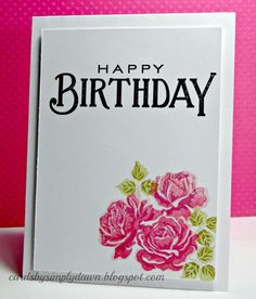 Sweet Life, PTI,  by stampinscotsgirl - Cards and Paper Crafts at Splitcoaststampers