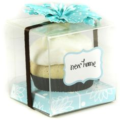 Prima Stationary Cupcake Boxes - All Things Cupcake