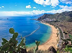 Information about the resort Santa Cruz de Tenerife in Tenerife, Canary Islands, Spain Places To Travel, Places To Visit, Spanish Islands, Island Cruises, Patong Beach, Travel Channel, Canary Islands, Holiday Destinations, Beautiful Beaches