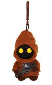 NIP 2012 Character Options Star Wars Talking Jawa Plush Clip-On | eBay