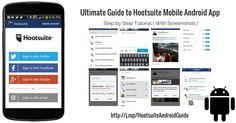 Ultimate Guide to Hootsuite Mobile Android App ( Step by step Guide with Screenshots )