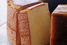 Elvis Presley's Favorite Pound Cake - very moist and easy to make -- butter, eggs, and cream. It is a delicious pound cake and can be the base for many desserts. Sometimes I add a couple of teaspoons of almond extract. Vegan Desserts, Just Desserts, Dessert Recipes, Recipes Dinner, Vegan Sweets, Plated Desserts, Vegan Food, Vegan Vegetarian, French Desserts