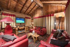 Luxury Chalet Villa rental Courchevel France COURCHEVEL-029 6