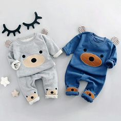 Baby Boy and Girl Clothes set