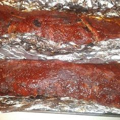 Beth's Melt In Your Mouth Barbecue Ribs Oven)(I should try these, since we have the same name, maybe they will be good)