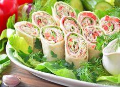 Polish Recipes, Fresh Rolls, Feta, Sushi, Pizza, Ethnic Recipes, Foods, Food Food, Food Items
