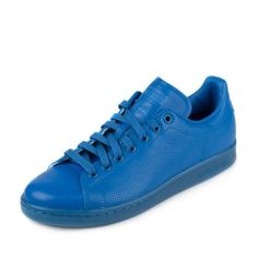 Adidas Mens Stan Smith Adicolor Blue S80246 Size 4.5, Men's