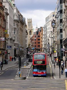 Fleet Street London England #London, #England, #travel, #pinsland, https://apps.facebook.com/yangutu