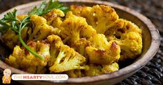 If you're looking for a warm, hearty, and healthy side dish, roasted turmeric cauliflower is one recipe you'll want to keep on standby. Turmeric ...