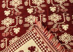 Tapestry - big-headed flower
