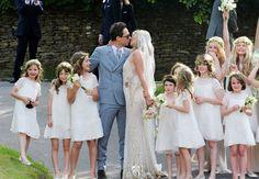 Kate Moss' wedding pic