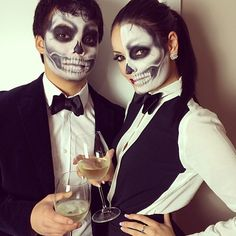 Did makeup for this lovely couple tonight! Looking fab @anyamariya @vanmikeho  @ritzypin
