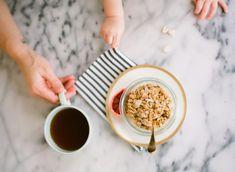 gluten + sugar free granola / sweden with love / photos @Emily Scott