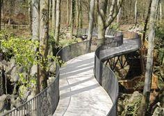 Galerie k příspěvku: Garden Bridge, Pretty Pictures, Deck, Outdoor Structures, Bridges, Outdoor Decor, Design, Home Decor, Cute Pics