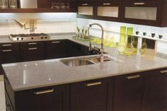 Worktops will look stunning in the right kitchen and again solid natural Kitchen worktops such as granite and Quartz really do make any home look truly luxurious