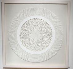 MESH papercut fine art