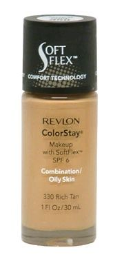 Review: Revlon Colorstay Foundation for Oily skin