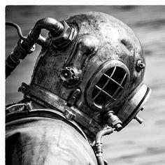 Deep Sea Dive Helmet