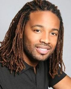 Dreadlock Styles for Men  #men #dreads | When you're ready for good hair, look no further than Beautycoliseum.com Dreadlock Hairstyles For Men, Black Men Hairstyles, Cool Hairstyles, American Hairstyles, Braided Hairstyles, Medium Hairstyles, Mens Dreadlock Styles, Dreads Styles, Cornrows