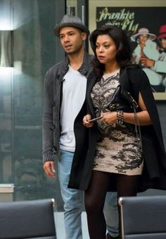 Fox Network Empire's Cookie and Jamal Lyon