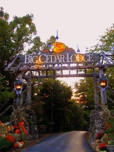 Big Cedar Lodge ~ our favorite spot in the Missouri Ozarks