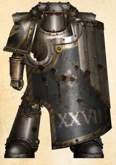 Book 3: Extermination Preview- Stills [Clean Armour Pics up] - Page 7 - + THE HORUS HERESY + - The Bolter and Chainsword