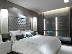 Best Bedroom Ever | Choosing bedroom colors for men is not a tough task with an array of ...