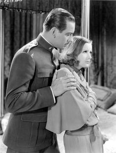 Greta Garbo Melvyn Douglas in 'As You Desire Me' 1932
