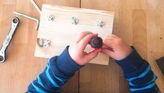 Handwerken für Anfänger - Handwerken für kleine Kinder