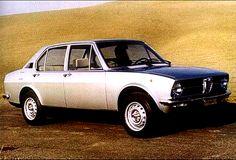 Alfetta 1600 semplificata, immagine pubblicitaria Alfa Romeo, Cars, Vehicles, Auto Racing, Motorbikes, Autos, Car, Car, Automobile