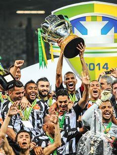 Maior vencedor no Brasil desde 2012, Atlético-MG inicia busca pelo 7º título