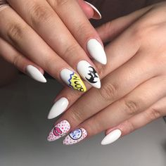 100+ Nails Art Ideas //  Nail Paints // Fashion And Beauty Ideas