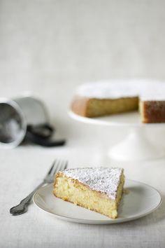 Always With Butter: Meyer Lemon Cake
