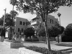 Haifa German Colony, Israel, photo by Rivka Sherman