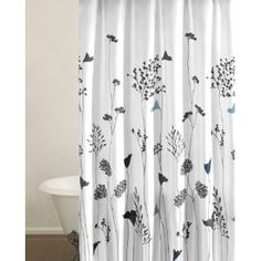 Perry Ellis Asian Lily White Shower Curtain cotton -- Check this awesome product by going to the link at the image. Modern Shower Curtains, Bathroom Shower Curtains, Asian Lilies, Hall Bathroom, Bathroom Ideas, Master Bathroom, Wrought Iron Decor, Contemporary Shower, House Plants Decor