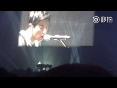 [FANCAM] 151010 CHANYEOL - All Of Me