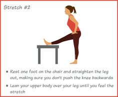 Best hamstring stretches stretch no 2