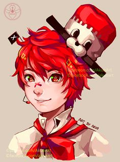 Vocaloid Fukase by Akuo-art