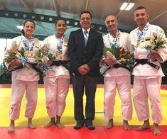 Judo risaraldense brilló en el Panamericano #Deportes