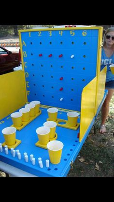 24 Off Grid, Backyard Games For Your Family - Backyard Garden Diy Kids Diy Yard Games, Diy Games, Backyard Games, Backyard Projects, Garden Games, Backyard Parties, Picnic Parties, Games For Teens, Adult Games
