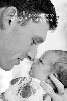 Newborn, Newborn Photography, Newborn Pics, Noelle MacGregor Photography & Design, Daddy and baby, family