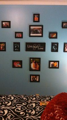 Family wall!
