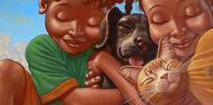 Baby, Baby Bubbles by Kadir Nelson (Limited Edition Art) | The Black Art Depot
