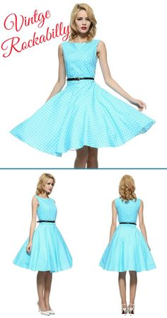 Maggie Tang Women's 1950s Vintage Rockabilly Dress – Cherry's Rockabilly