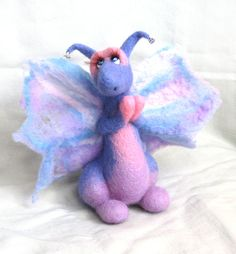 Purple Dragon Butterfly.....I will make this item for by GladOArt