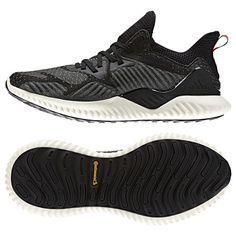 lowest price 9b917 4d629 Czarne Buty biegowe adidas Alhpabounce Beyond